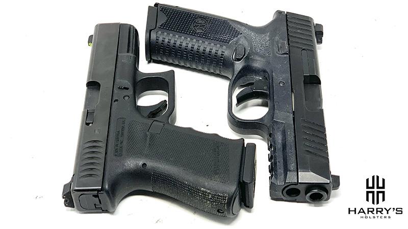 FN 509 vs Glock 19