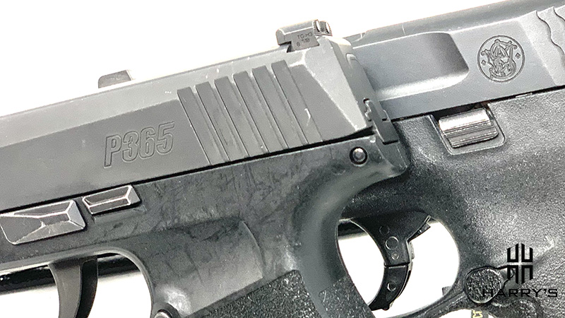 Sig P365 vs SW Shield controls