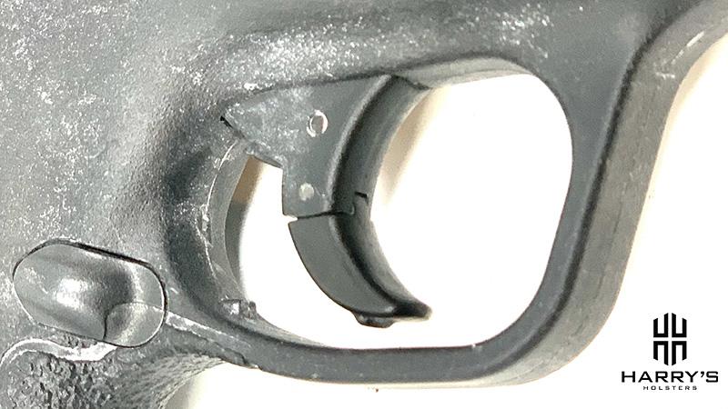Sig P365 vs SW Shield trigger