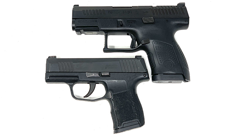 CZ P10s vs Sig P365 01