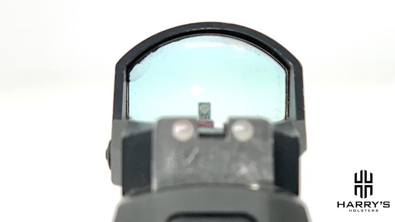 Glock 17 vs Sig P320 optic