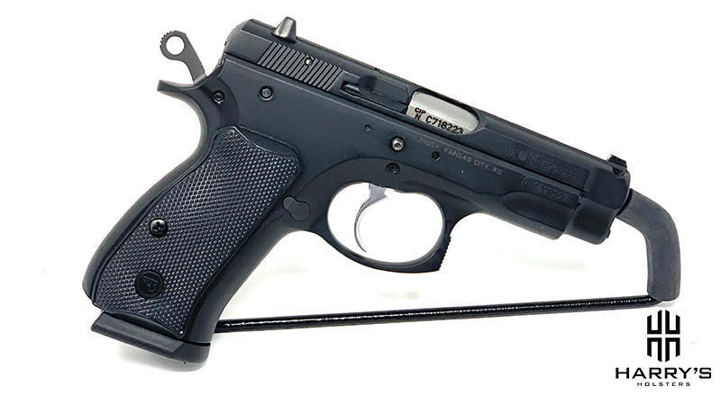 CZ 75c Right Side