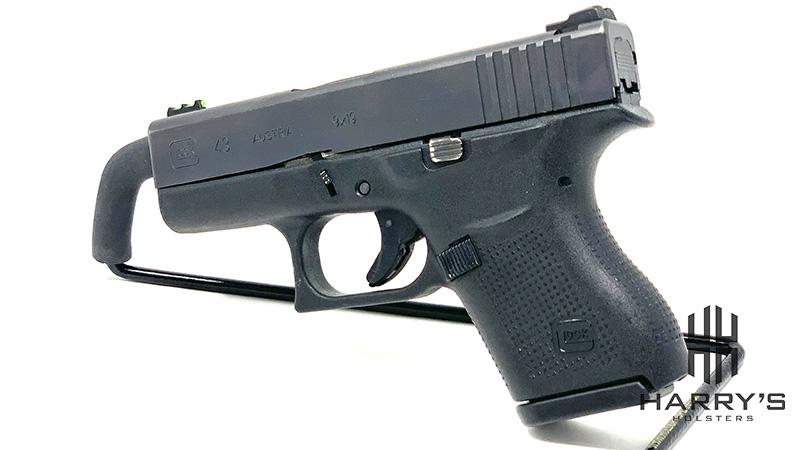 Glock 43 Left Rear