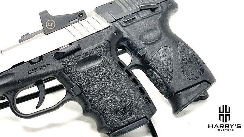 Sccy CPX2 vs Taurus G2 10