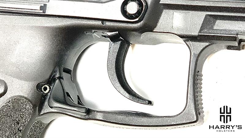 HK P30 vs Sig P320 HK trigger