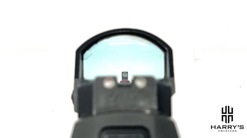 HK P30 vs Sig P320 sights