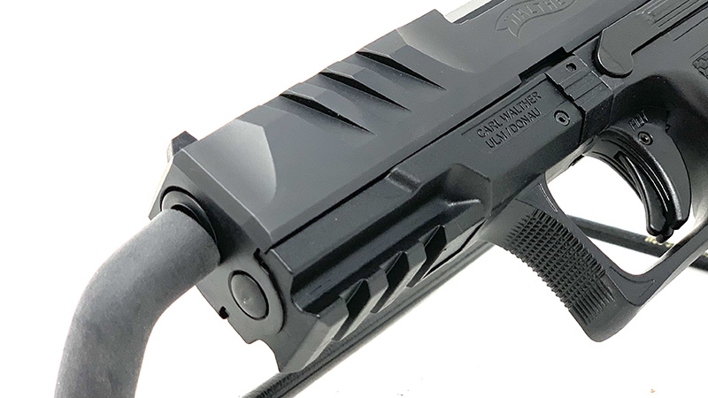 Walther PDP Forward Serrations