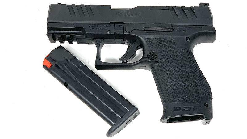 Walther PDP Magwell