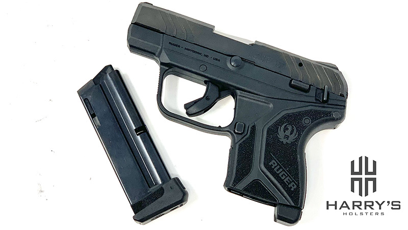 Ruger LCP2 Lite With Magazine Close