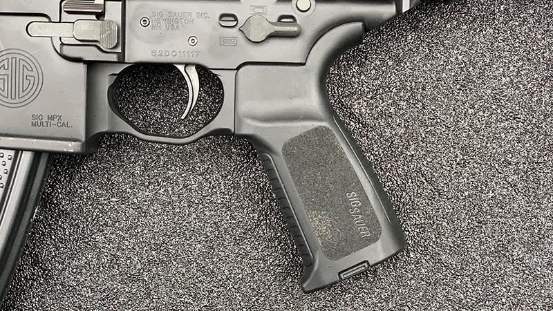 Sig MPX Pistol Grip