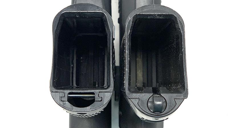 CZ P09 vs P10 Magwells