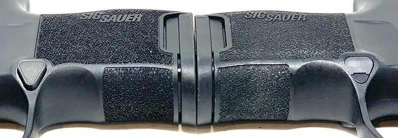 Sig P365 SAS vs P365 Frontstrap