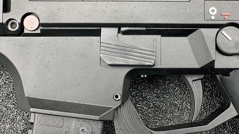 CZ Scorpion Micro Bolt Release