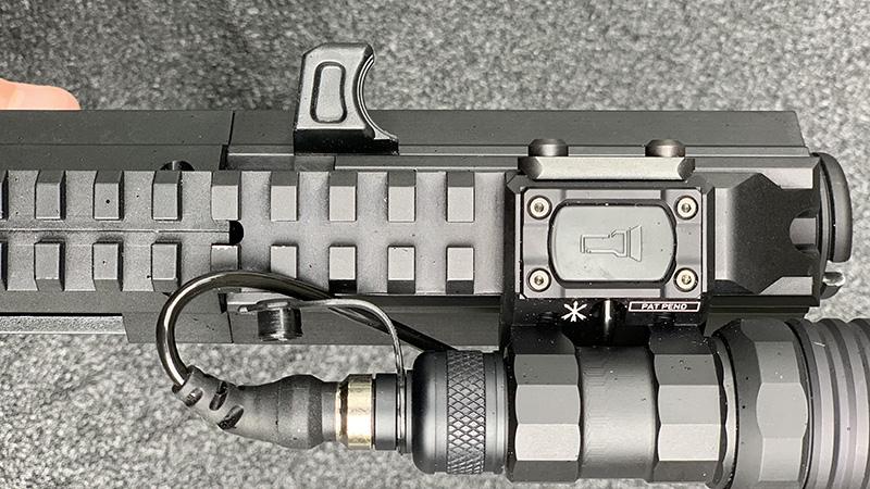 CZ Scorpion Micro Mod Button