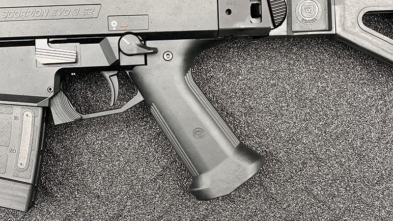 CZ Scorpion Micro Pistol Grip