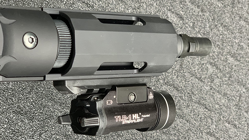 Ruger PC Charger Light Mount