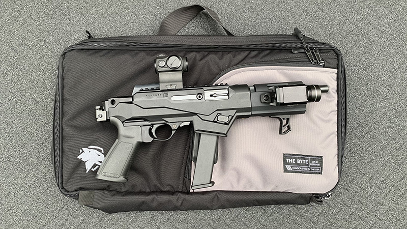 Ruger PC Charger Lynx Defense Byte