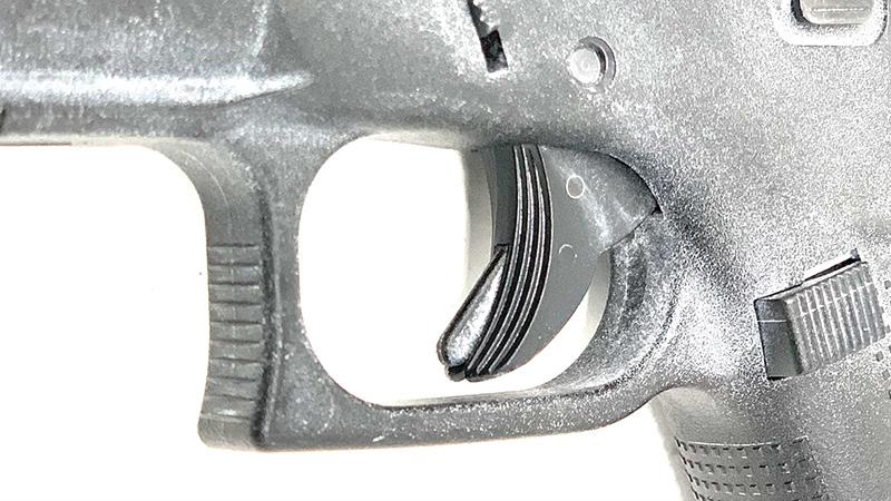 Glock 43x vs Taurus GX4 G43x Trigger