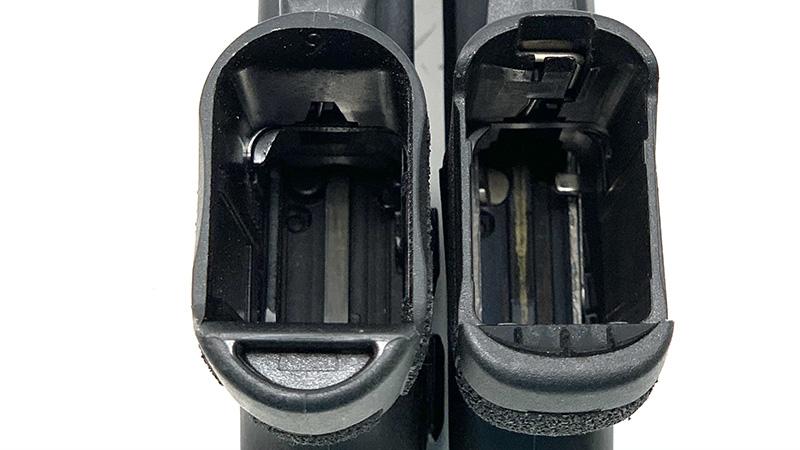 Taurus G3c vs GX4 Magwells