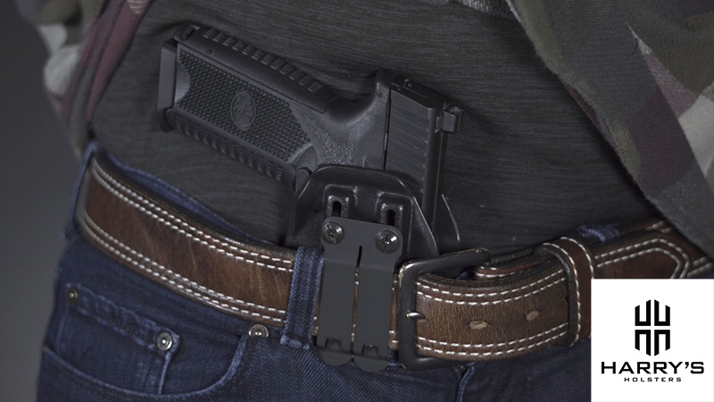 FN 509 Holster AIWB 01