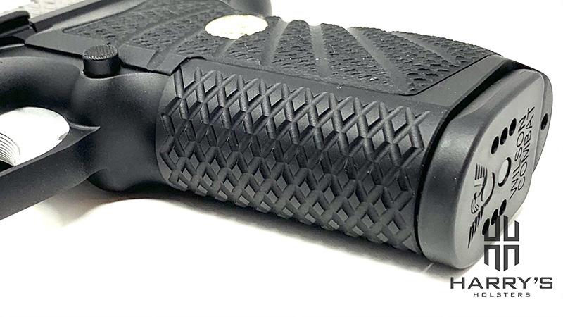 Wilson Combat EDC X9 Review frontstrap