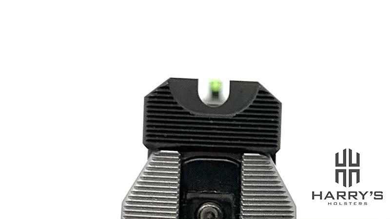 Wilson Combat EDC X9 sight picture