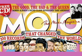 Mojo includes the Anthology in list of records that changed the world