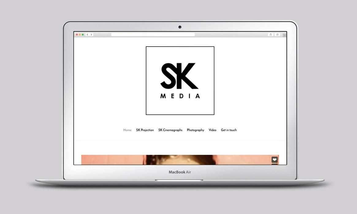 Cinematography website - Designed by Harry Vann