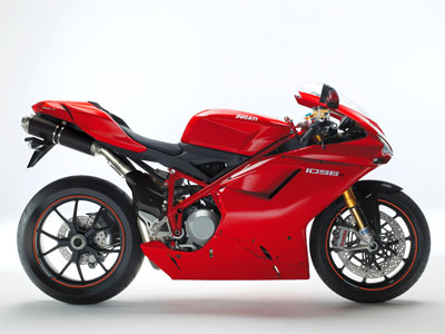 Ducati motorcycles launched in India.
