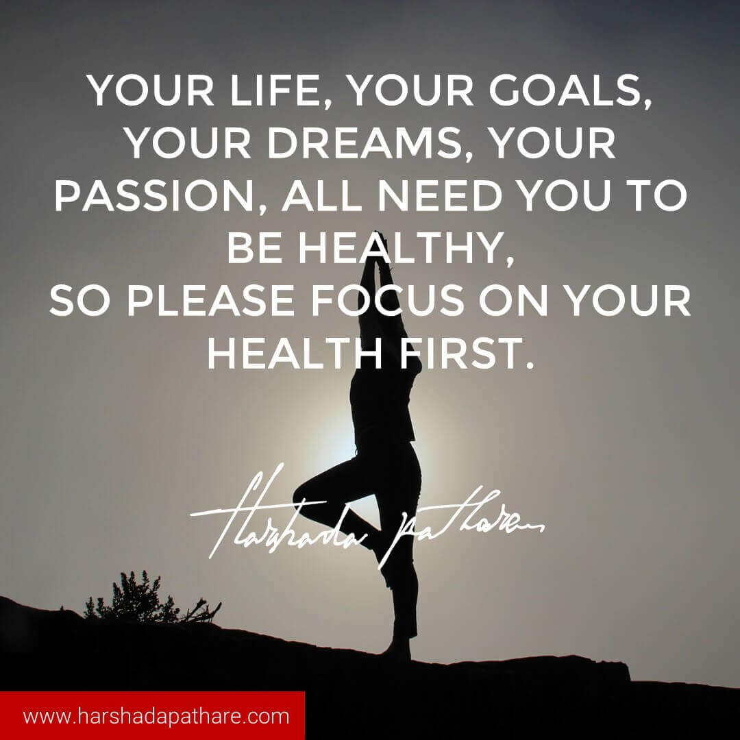 Live Healthy Quotes