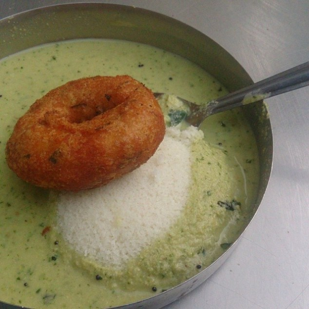 Idli and Vade