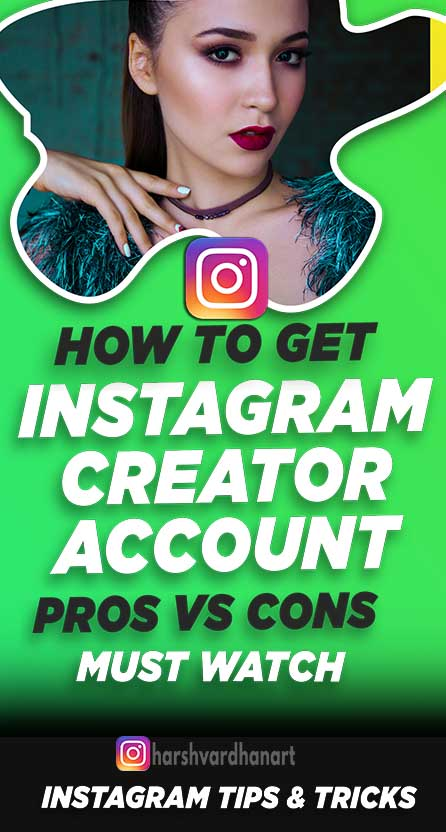 How to Get Instagram Creators Account | Instagram Business Account-Business Vs Personal Account