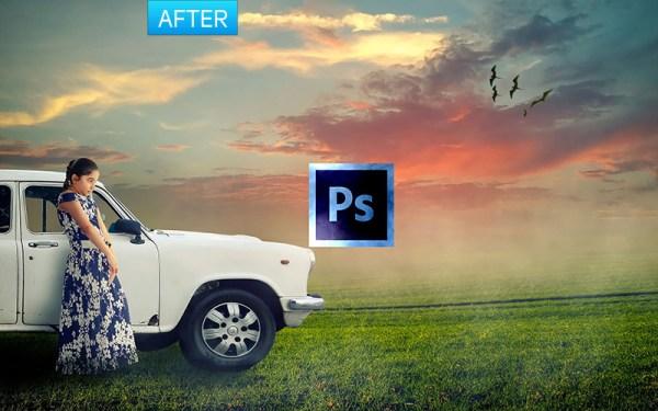 Learn Professional Photo Editing 7