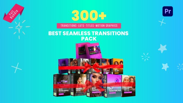 Best Seamless Transitions Pack Premiere Pro-INR 2