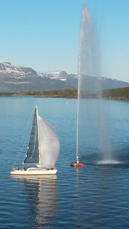 ...og Villanda. Foto: Jan-Erik Markussen