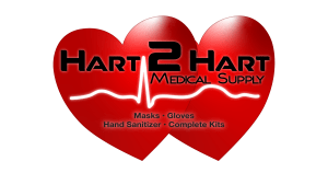Hart2Hart Medical Supply, KN95 Mask, Covid-19, Corona Virus