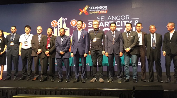 Selangor Smart City & Digital Economy 2018 Kicks Off With A Bang