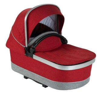 Hartan Mercedes-Benz Carrycot in Hyacinth