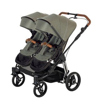 Two Select twin stroller
