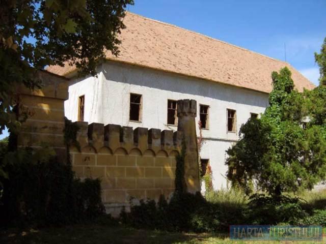 castelul din banloc