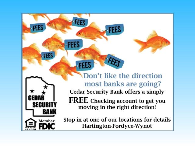 Security Bank Hartington Ne