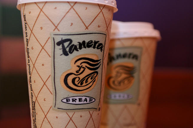 Panera Bread Coffee Box Beauteous Hartford Panera Bread