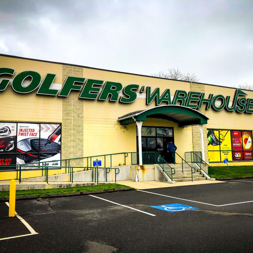 Golfers Warehouse Hartford, CT