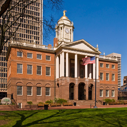 Connecticut's Old State House Hartford, CT