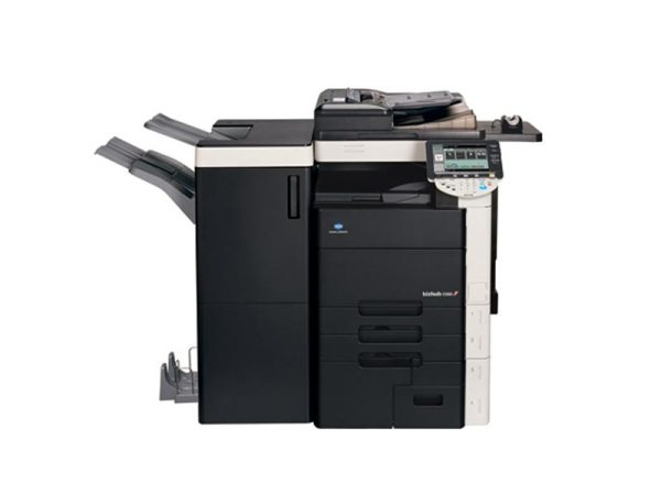 Konica BizHub C454e Color Copier Rental - Hartford Technology Rental