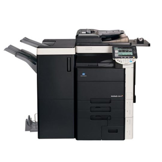 Konica BizHub C454e Color Copier Rental - Hartford Technology Rental