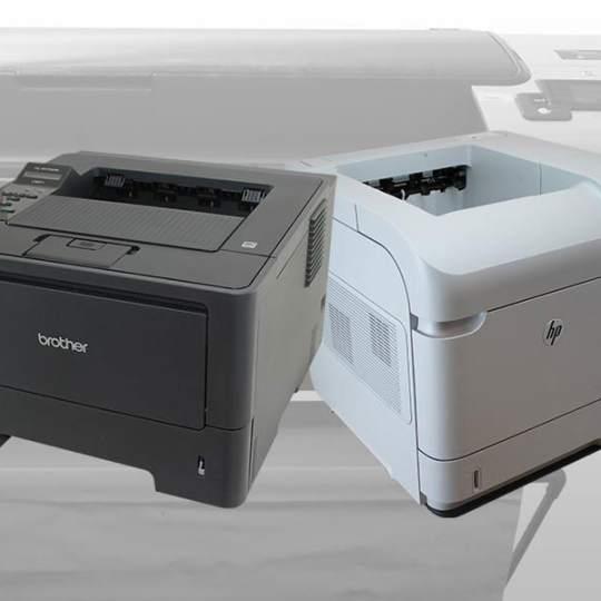 Printing Rentals