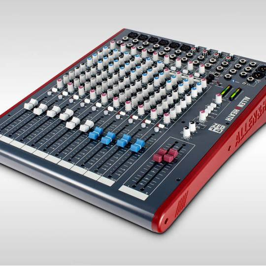 Allen & Heath ZED-14, 14 Channel Mixer Rental | HTR