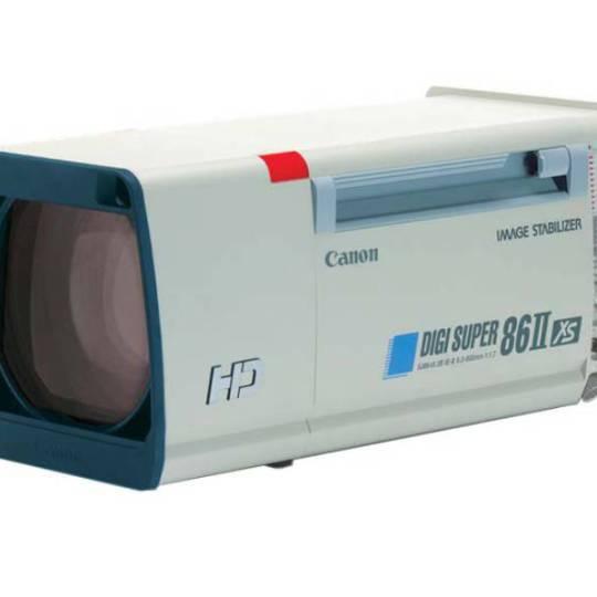 Canon XJ86x9.3B IE-II HD Box Lens Rental | HTR