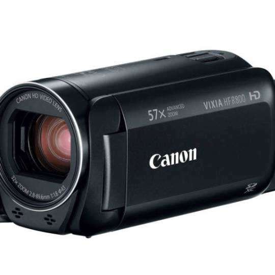 Canon Vixia HF R800 Camcorder Rental | HTR